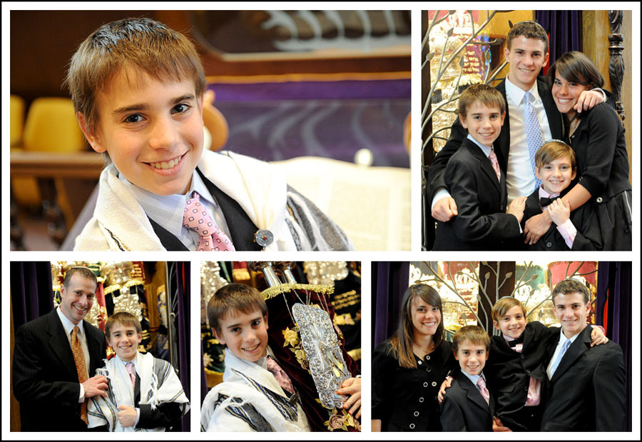 Bar Mitzvah Boy